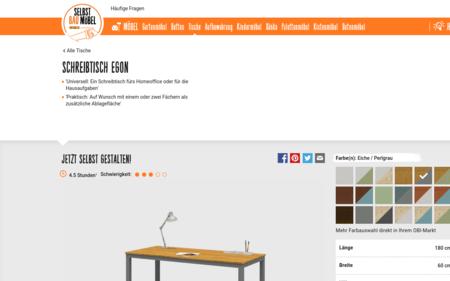 Schreibtisch Egon Selber Bauen Bauanleitung Fur Schreibtisch Und