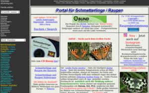 www.schmetterling-raupe.de