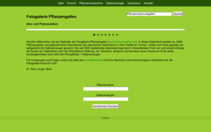 www.pflanzengallen.de