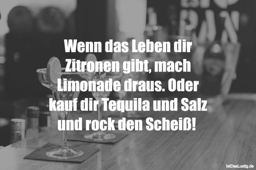 Die Besten 4 Tequila Sprüche Auf Istdaslustig De