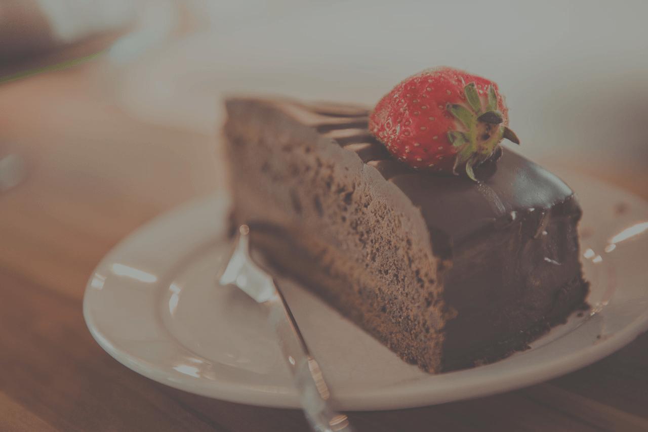 Lustiger kuchen spruch