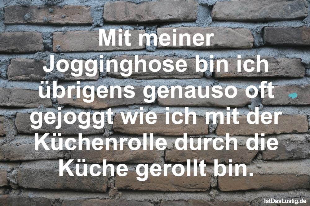 Die besten 22+ Küche Sprüche auf IstDasLustig.de