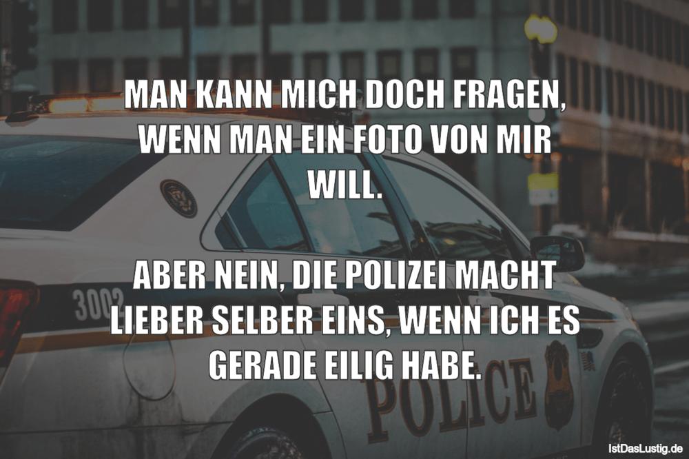 Die Besten 24 Polizei Spruche Auf Istdaslustig De