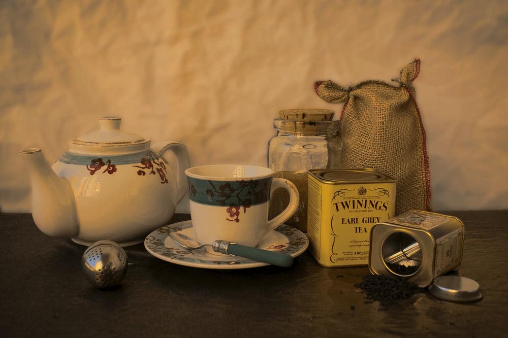 Gerade meinen zweiten Tee mit Rum getrunken. S   IstDasLustig.de